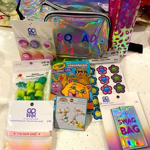 Girls accessories bundle